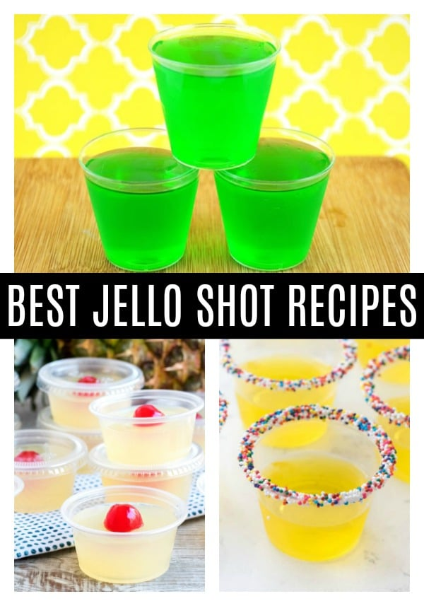 Best Jello Shots Recipes For Your Next Party - Pretty My Party