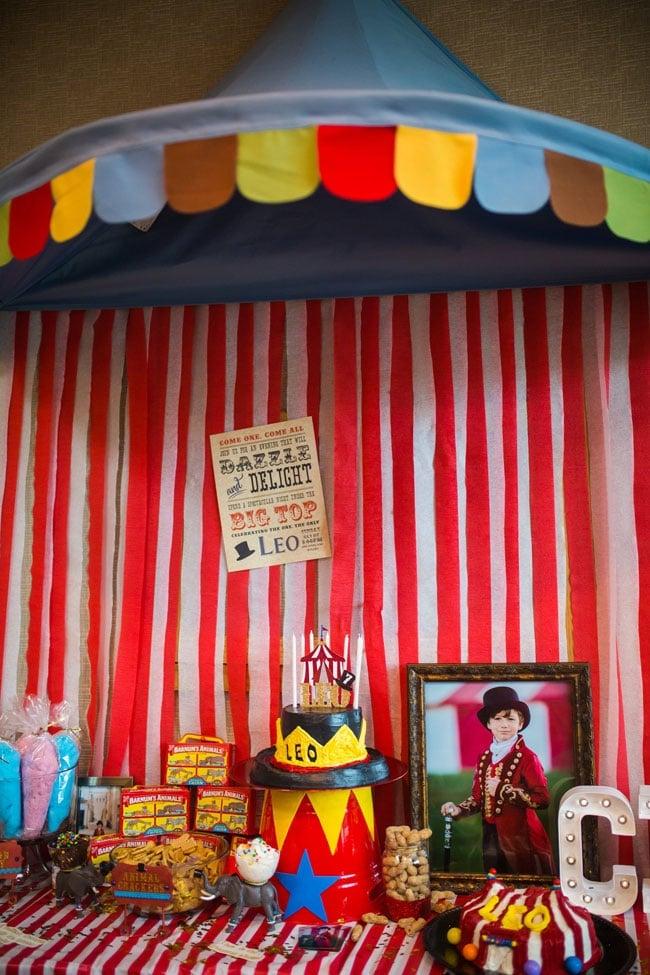 Circus Theme Party Ideas