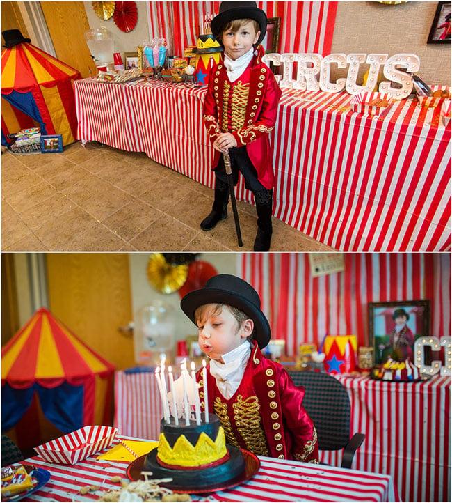 Circus Theme Party