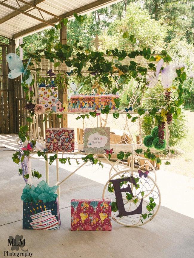 Fairy Birthday Party Decorations
