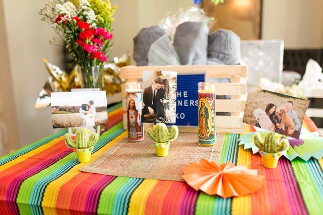 Fiesta Bridal Shower Decorations