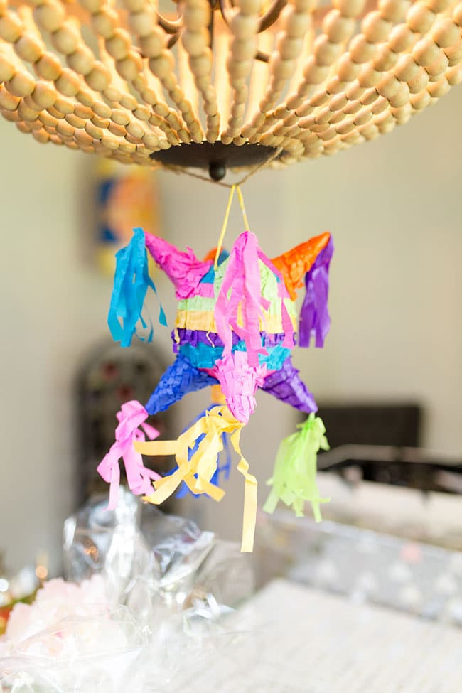 Fiesta Bridal Shower Decor