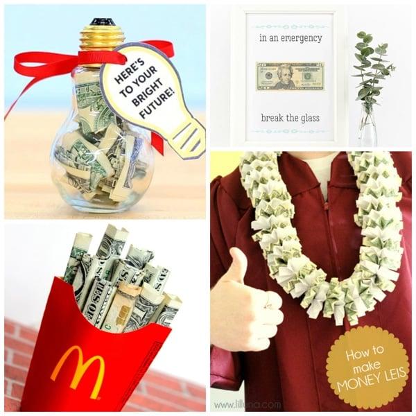 Creative Ways to Gift Money