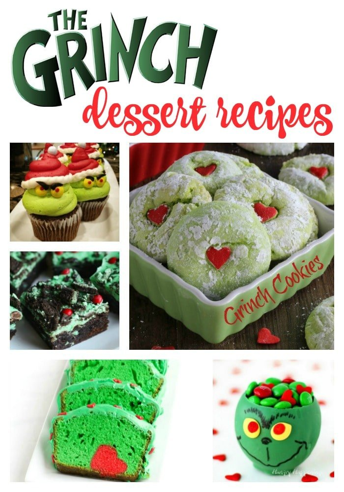 Grinch Party Food Ideas on Pretty My Party