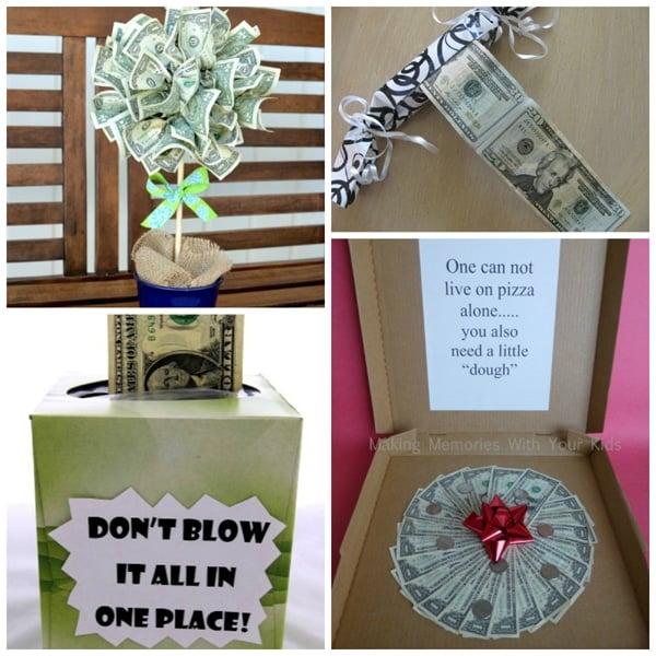Unique Money Gift Ideas
