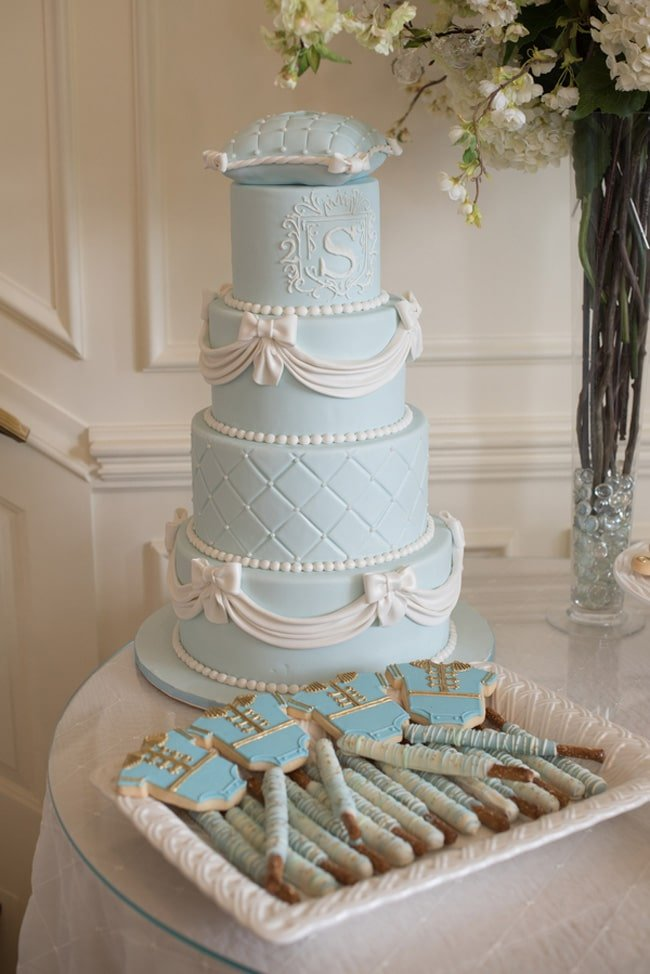 Royal Prince Baby Shower Theme For Boys on Pretty My Party