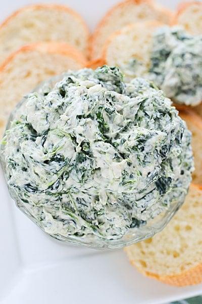Best Spinach Dip Recipe