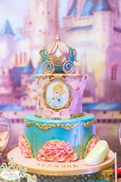 Magnificent 28 Awesome Birthday Cakes For Girls Pretty My Party Party Ideas Funny Birthday Cards Online Alyptdamsfinfo