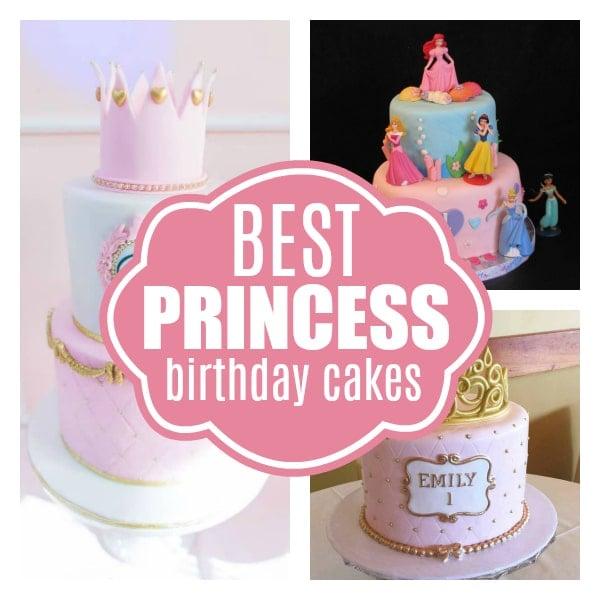 Amazing Princess Cake Ideas on Pretty My Party