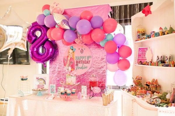 Jo Jo Siwa Kid in a Candy Store Party
