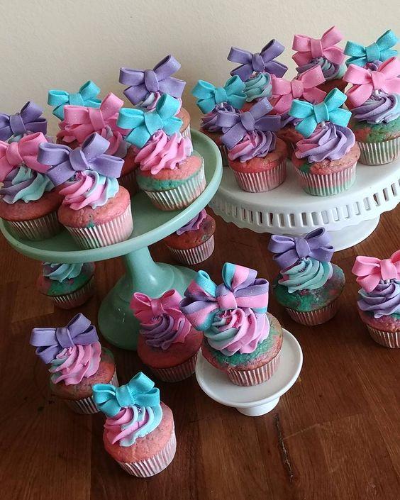 Jo Jo Siwa Party Cupcakes