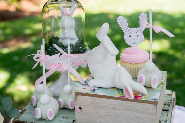 Some Bunny Is One Birthday Decorations
