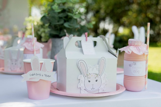 Some Bunny Is One Birthday Party Favors