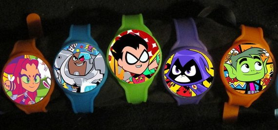 Teen Titans Go Watch Party Favors - Teen Titans Go Birthday Party Ideas