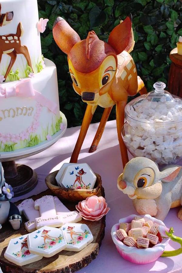 Bambi Party Decorations - Bambi Birthday Party Ideas
