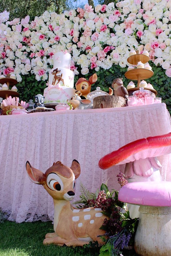 Bambi Party Decorations