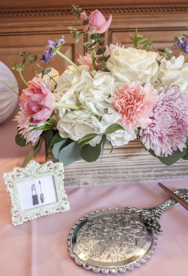 Beauty Party Decorations