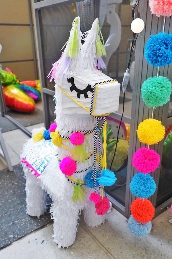 Llama Pinata - Llama Party Ideas