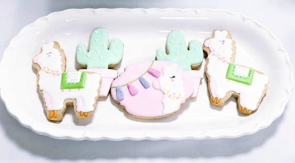 Llama Cookies