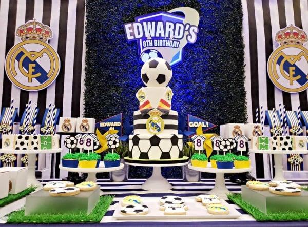 Soccer Themed Birthday Party Ideas