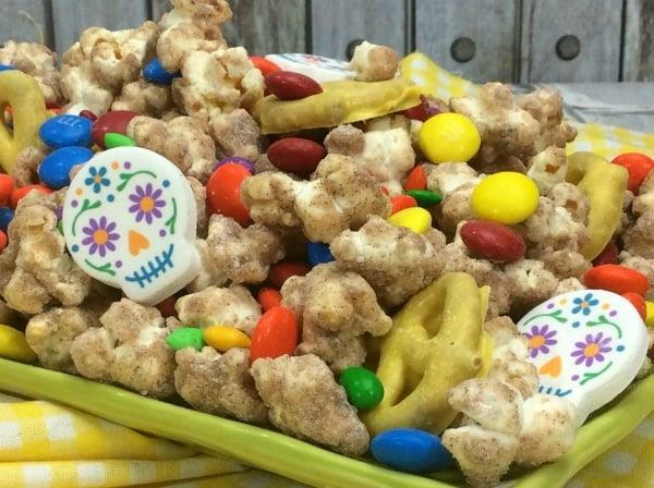 Coco Party Popcorn Recipe - Coco Party Ideas