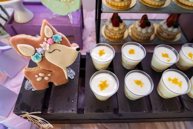 Bambi Cookie and Desserts