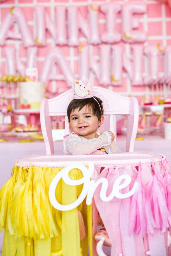 Ice Cream 1st Birthday Party Ideas