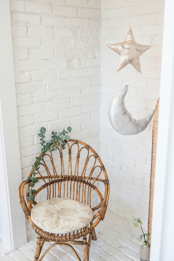 Boho Shower Decor