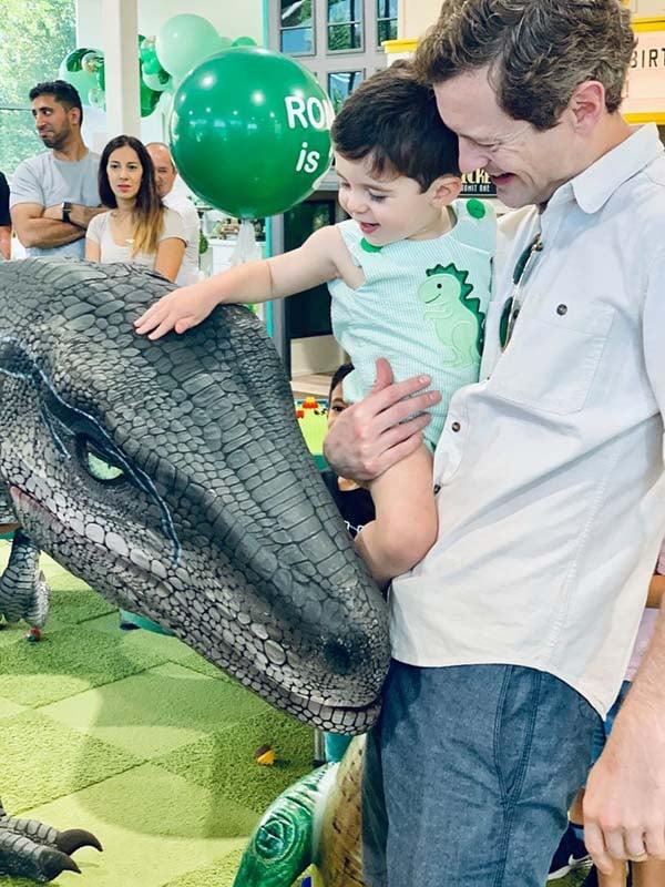 Dino Party Ideas