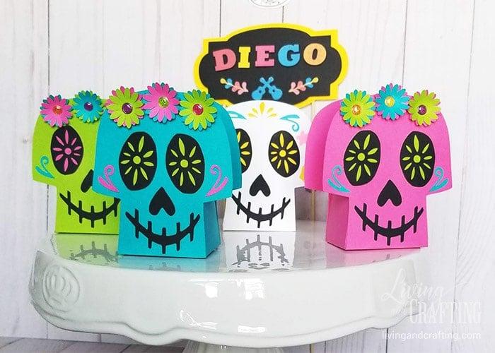 Coco Candy Box - Coco Party Ideas