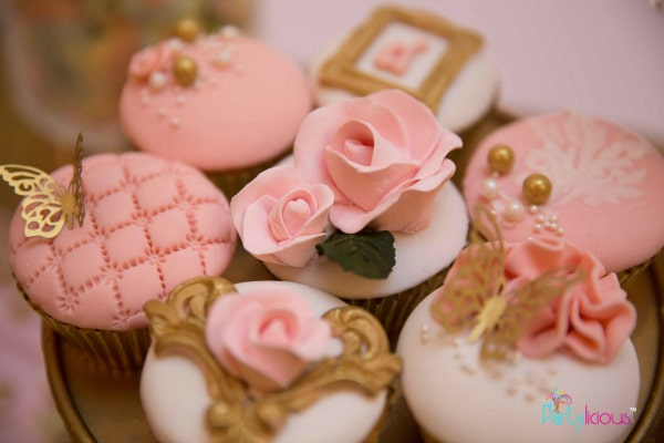 Magical Fairy Party Cupcakes