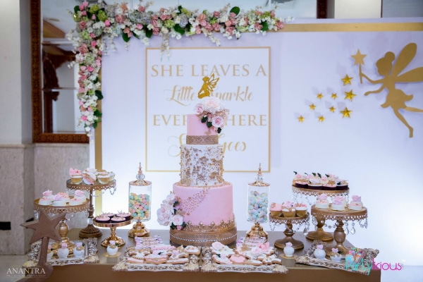 Fairy Party Dessert Table