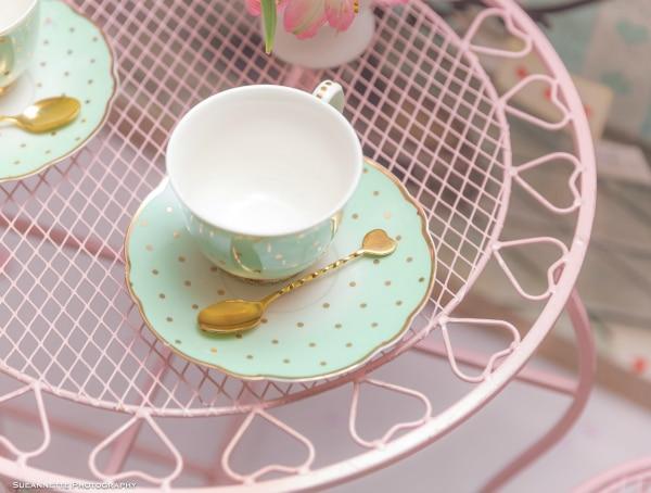 Fancy Nancy Party Tea Cup
