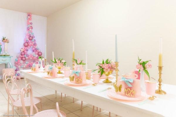 Fancy Nancy Birthday Party Ideas on Pretty My Party