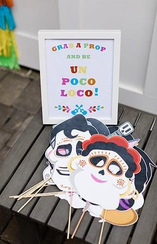 Free Coco Party Printables