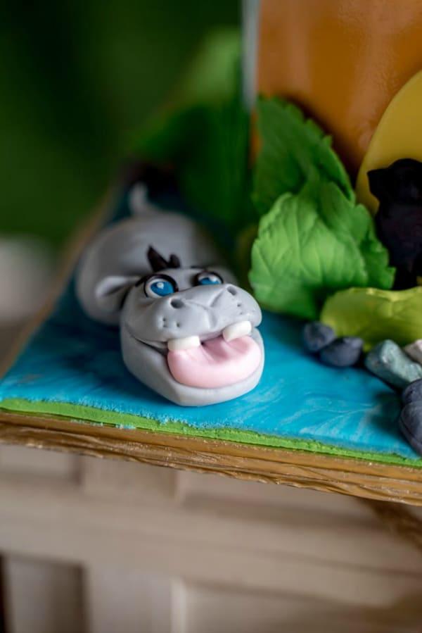 Lion King Cake Topper