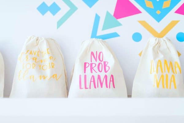 Llama Bags