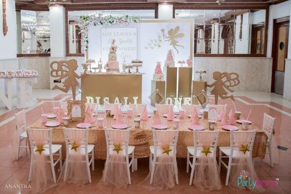 Fairy 1st Birthday Party Ideas