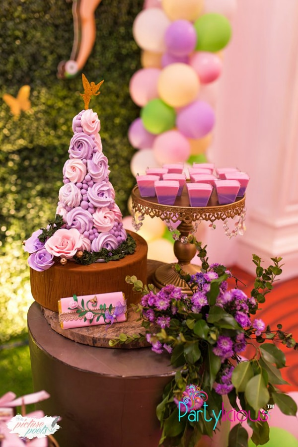 Tinkerbell Party Desserts