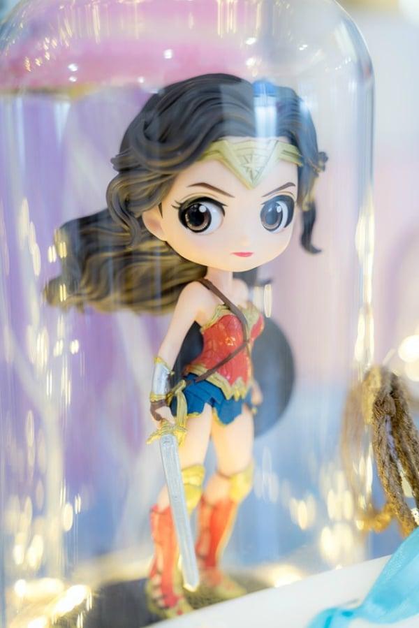 Wonder Woman Party Decoration