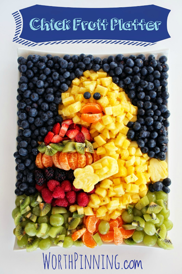 Chick Fruit Platter