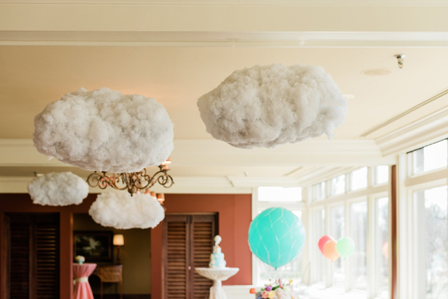 Hanging Cloud Decorations