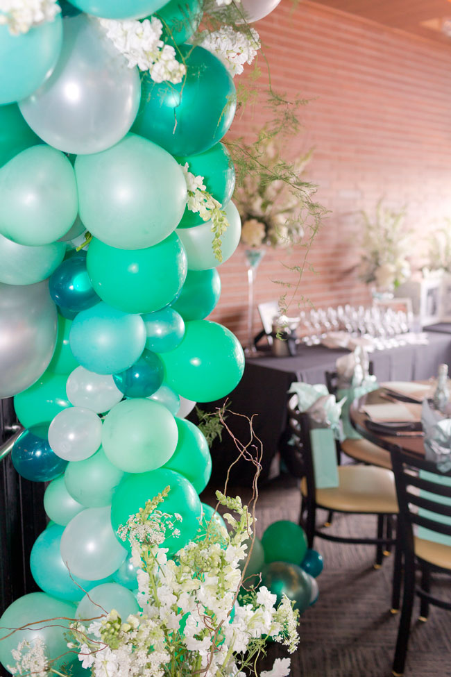 Mint To Be Bridal Shower Decor