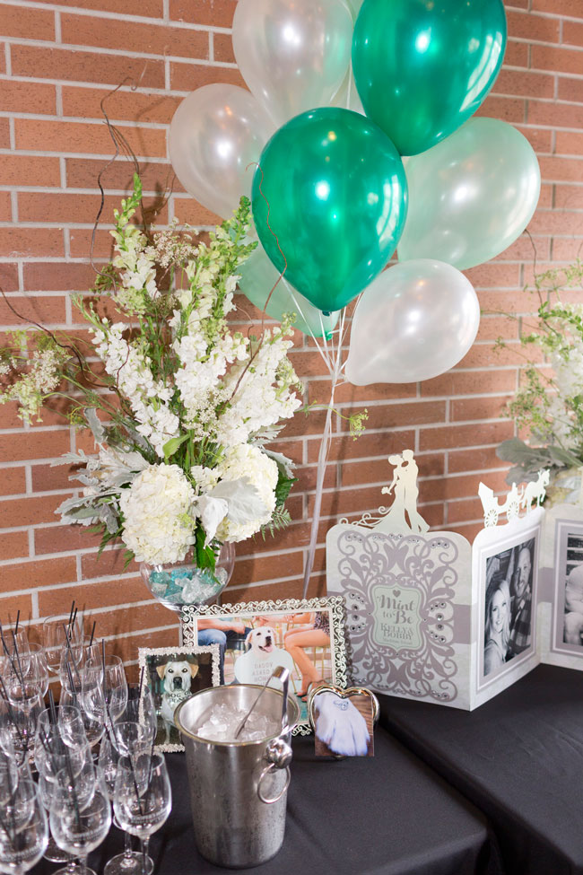 Mint To Be Bridal Shower Decorations