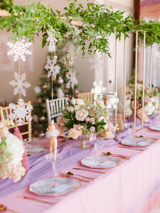 Pink Nutcracker Themed Party Decorations