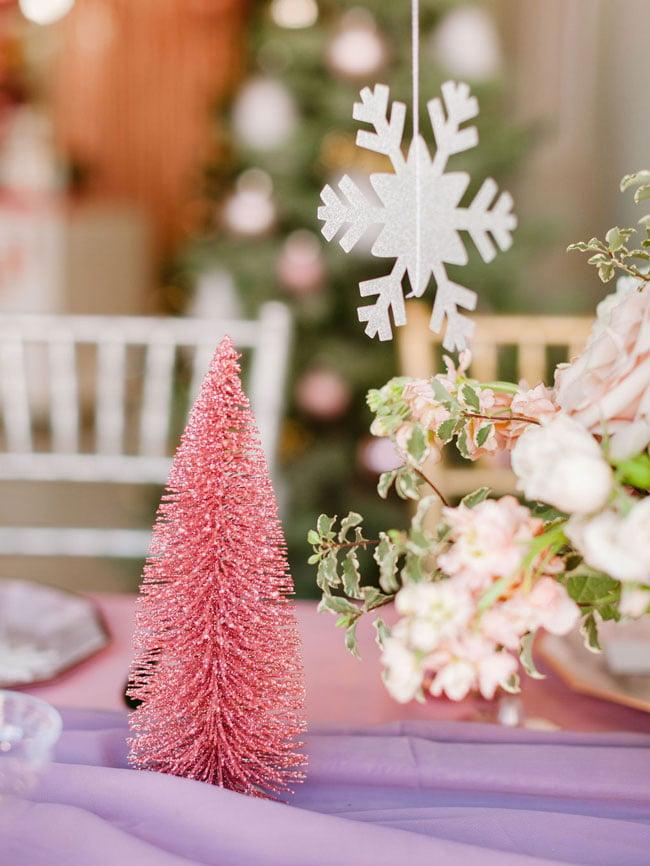 Pink Nutcracker Birthday Decorations