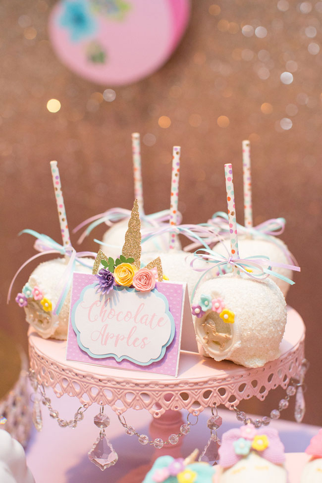 Unicorn Party Dessert Ideas