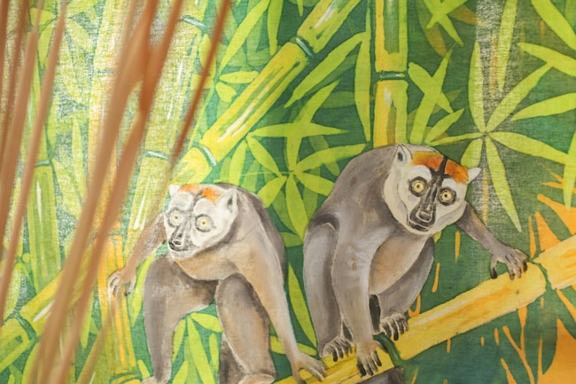 Jungle Animal Decor