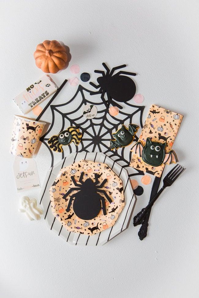Kids Halloween Party Supplies