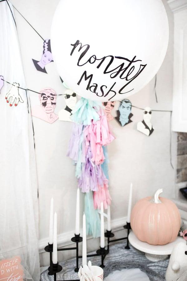 Monster Mash Balloon